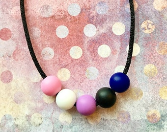 Genderfluid Chew Necklace