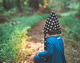 pixie bonnet [ polka dot ]