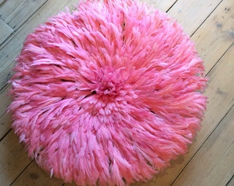 Juju hat light pink 80 cm 32 ''