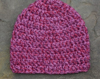 Wild Strawberry Beanie