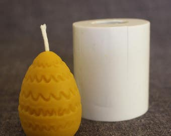 Candle mold EASTER EGG 2