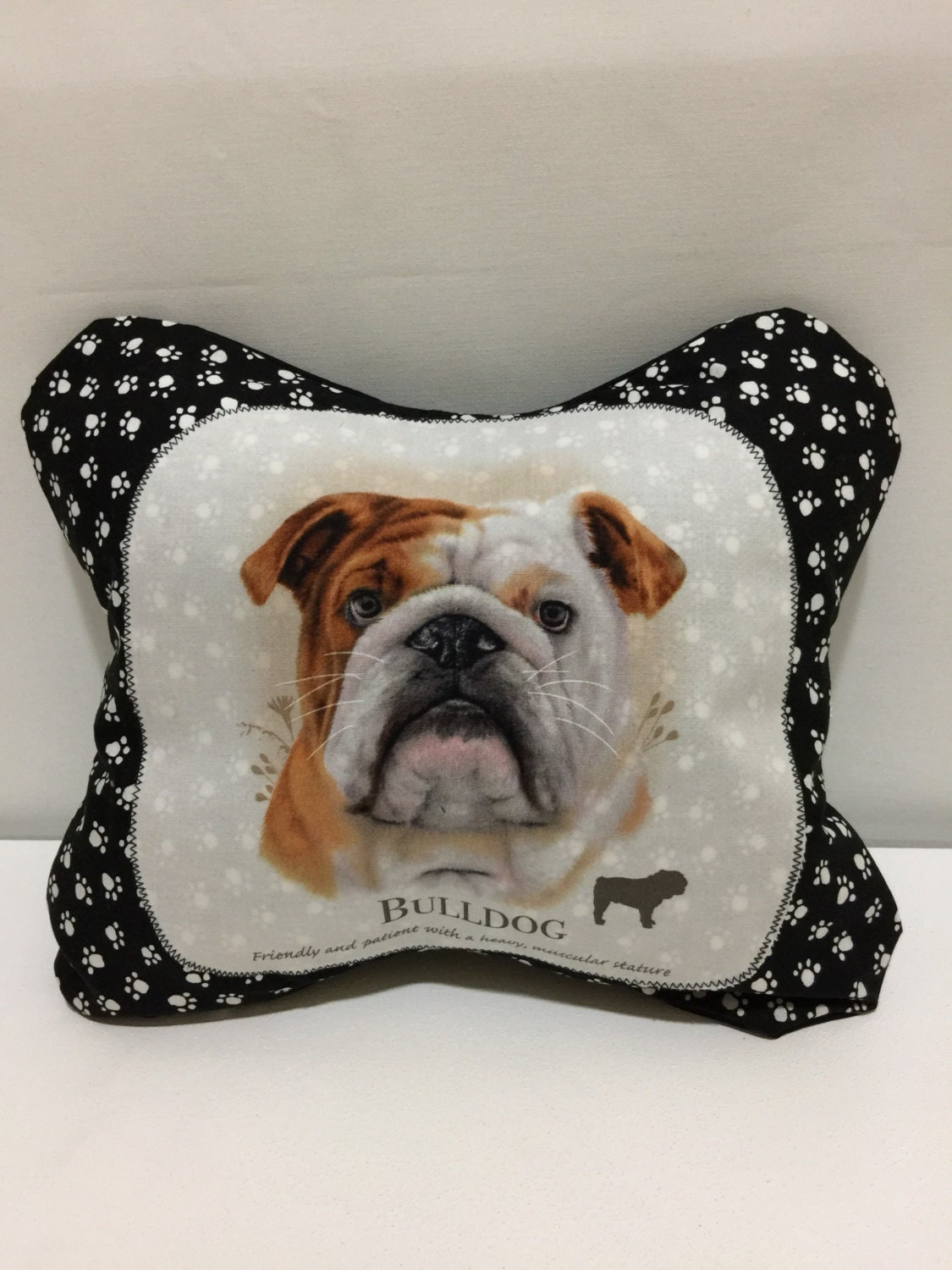 Decorative Pillow With Dog : Dog pillows Car Seat Headrest Decorative Pillows