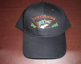 Embroidered Colorado Hats various styles