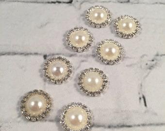 Rhinestone Flatbacks, Flatbacks, Wedding Invitation, DIY Invitations, Headband Accessories, Bling, Accessories, Pearl, Wedding