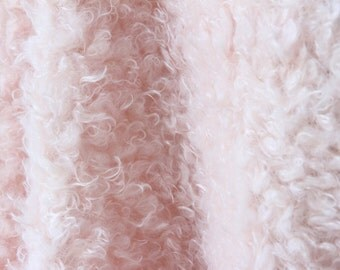 Pink featherweight 'Fuzzy Bear'
