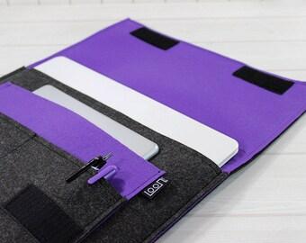Laptop sleeve, Macbook Pro sleeve, Macbook sleeve, laptop case, felt laptop sleeve, Pro Retina sleeve, Macbook Pro case, 15 inch laptop case