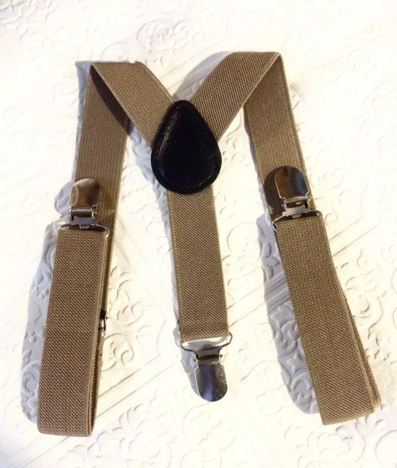 baby suspenders brown baby suspenders toddler suspenders