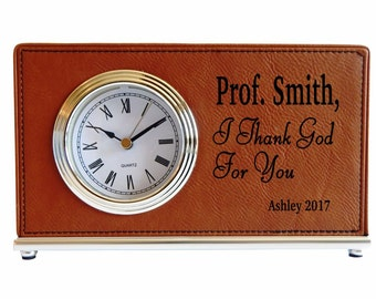 Gift for College Professor,Custom Gift for my Teacher,Gift for Teacher,Personalized Appreciation Gift, Student to Lecturer Gift, LCT003