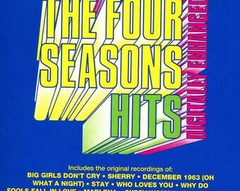 "The Four Seasons - ""Hits"" vinyl"