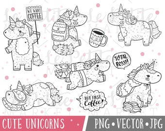 Fairy Rubber Stamp Unmounted Stamp Unicorn Stamp Wind