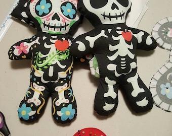 Sugarskull Dolls