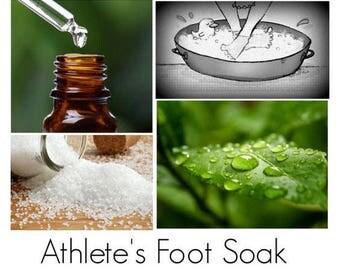 Athlete's Foot Soak, Athlete's Foot Bath