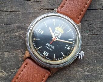 Mechanical watch Wostok,Vostok watch Vintage Soviet watch Men's watch Vostok Wostok watch Vintahe men's watch USSR watch for men