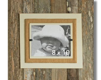 reclaimed wood picture frame 8 x 10 4 x 6 5 x 7 picture frame rustic wood frame shabby chic frames coastal nautical beach house