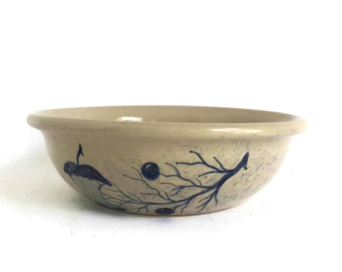 Paul Storie Pottery Bowl Marshall Texas