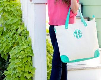 Personalized Handbags, Monogram Handbags, Personalized Shoulder Bags, Monogram Purses, Tote Bag, Bridesmaid Gifts, Teacher Gifts, Canvas Bag