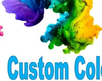 Listing Add-On: Custom Paint Color