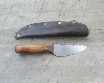 Simple forged knife