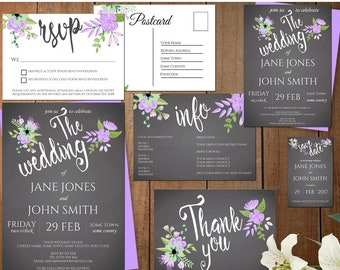 Bespoke Wedding Invitation Design, Wedding Stationery Design, Bespoke Wedding Suite, Custom Wedding Stationery, Wedding Design & Print