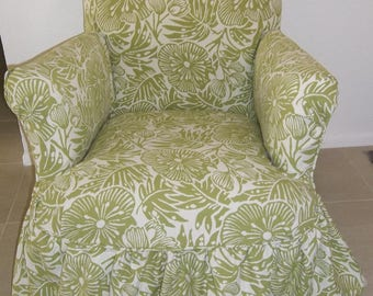 SLIPCOVER: Chair - No Cushions