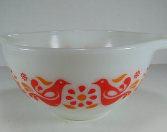 Vintage Pyrex Friendship Cinderella Bowl - 441