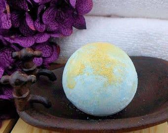 Mermaid Bath Bomb - Teal Bath Bomb - Blue Bath Bomb - Colored Bath Bomb - Fizzing Bath Bomb - Vegan Bath Bomb - Bath Fizzy - Bath Fizzy