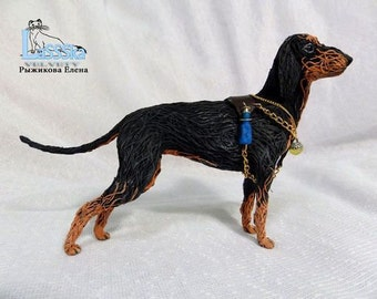 Dog breed hound