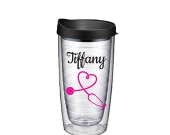 Nurse Gift - Gift for Nurse - Nurse Appreciation Gift - RN Gift - Nurse Cup - Gifts for her - Nurse Graduation - Doctor Gift - Nurse Tumbler