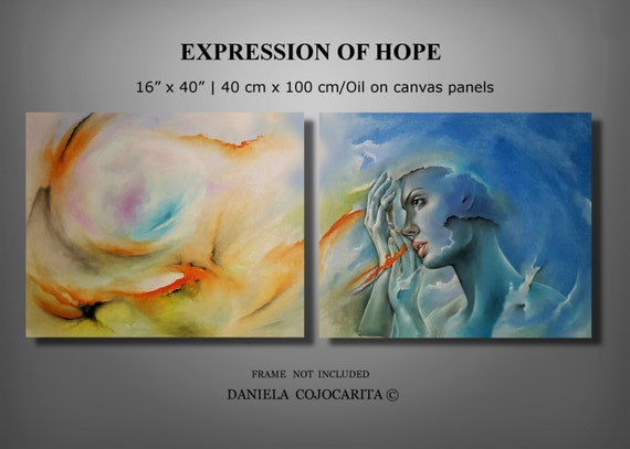 Expression of hope - Prints only Available Upon Request