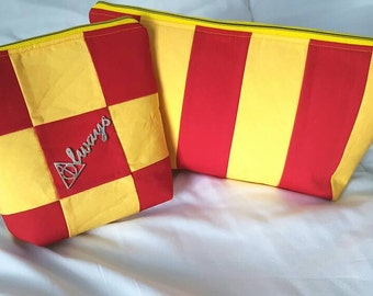 Harry potter Gryffindor make up bag, always toiletries pouch.