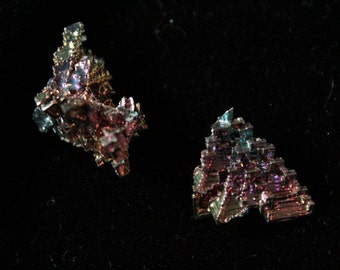 Small Rainbow Bismuth