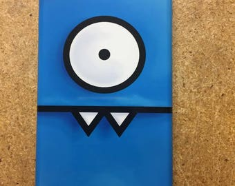 iPhone 6/6s plus *Ugly doll blue* case!
