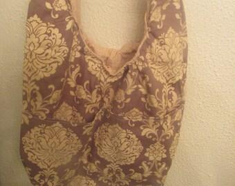 Densmark print shoulder bag
