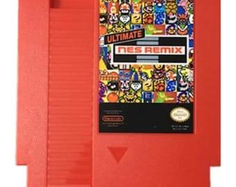 NES Remix | Zelda | Mega Man | Mario