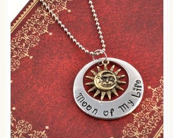 Pendant Necklace (my sun & stars) GAME OF THRONES
