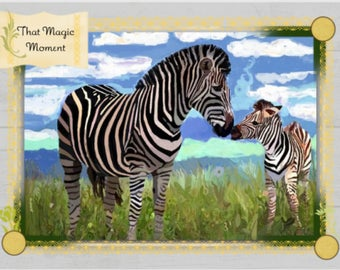 That Magic Moment;  All proceeds from this card go to help Ugandan Orphans. Paper and party supplies, Paper, Stationary, note cards, art