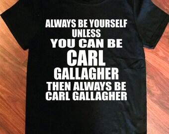 gallaghers shameless shirt carl gallagher shirt be carl