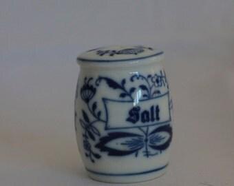 Vintage Delft Salt Shaker