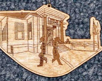 Ornaments Of Lead SD - The Dakota Spur Hotel