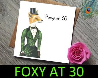 30th Birthday Card - 30th Birthday - 30th birthday card for her - 30th Birthday Gift - 30th Birthday Gift for Her - 30th Birthday for her