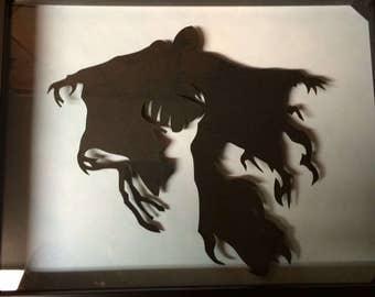 Harry Potter Dementor Shadowbox