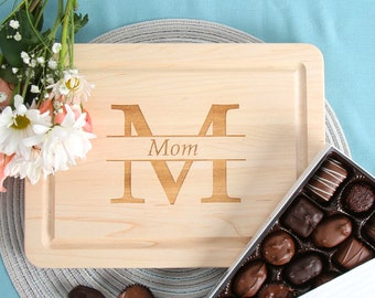 Mom Maple Cutting Board