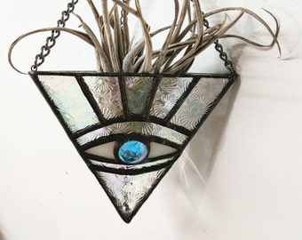 Hanging Lantern / Air Plant Holder