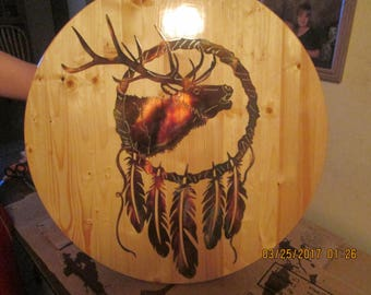 Elk Dream-catcher