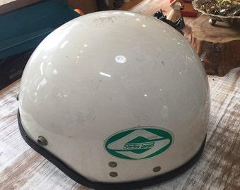 Retro Sterling Sport Cafe Racer Style Helmet