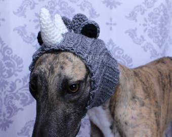 Rhino Snood for Greyhounds