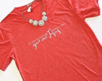 Christian Shirt - Give Me Jesus - Jesus Shirt - Christian T-Shirt - Christian Shirt for Women - Women's Christian Shirt - Faith Shirt
