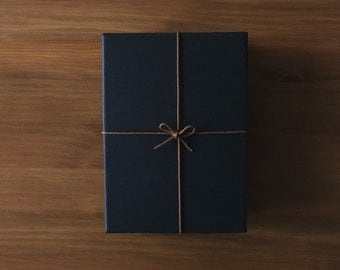 gift-wrapping for one item