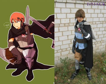 Gaius Fire Emblem cosplay outfit