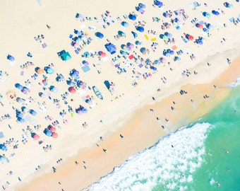 Belmar II - Aerial Beach Photography